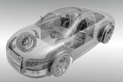 自動車や飛行機のリアルモデル製作画像